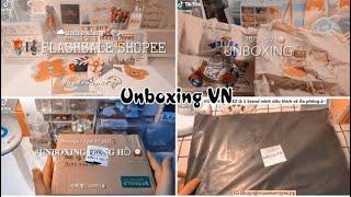 [ Tik Tok Việt Nam ] Unboxing Việt Nam xinh xỉu 👉🏻👈🏻