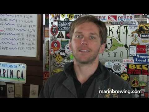 Marin Brewing Company | This Week in Beer 11.15.11.mov