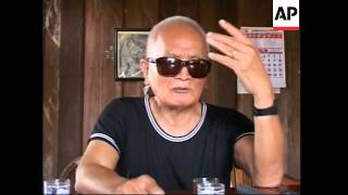 Ex Khmer Rouge leader says willing to face UN genocide trial