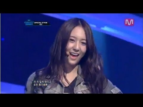 f(x)_라차타 (LA chA TA  by f(x) @Mcountdown 2012.07.12)