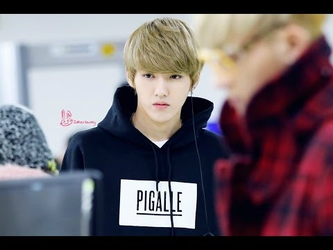 [EXO] Kris's airport fashion in 2013