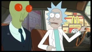 Rick and Morty - szechuan sauce (Mcdonalds drive through)