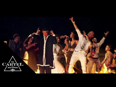 Daddy Yankee, RedOne, French Montana & Dinah Jane -