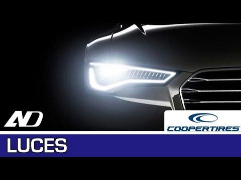 Las luces de tu coche explicadas - Cooper Consejos en AutoDinámico