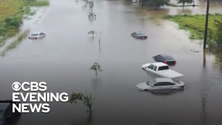 Tropical Storm Beta slams Texas with heavy rains, flooding