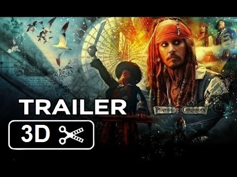 PIRATES OF THE CARIBBEAN 5 Dead Men Tell No Tales 2017 in 3D ENG YT3D
