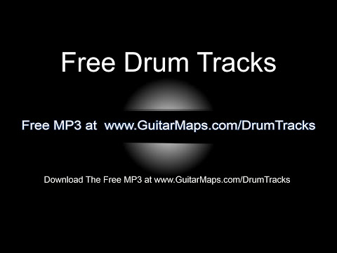 Baixar Funk Groove Drum Beat 95 BPM Bass Guitar Practice Backing Drum Track Free MP3
