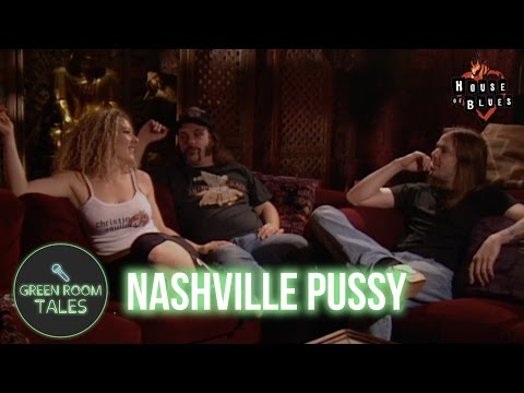 Nashville Pussy Discuss Rumors From the Road | Green Room Tales
