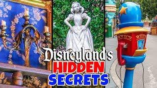 Top 7 Hidden Secrets at Disneyland