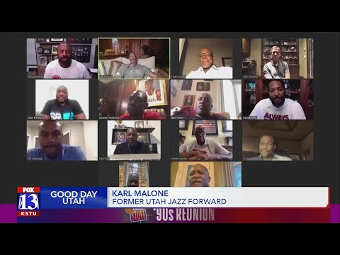 Utah Jazz legend Karl Malone asks for prayers for former Jazz coach Jerry Sloan