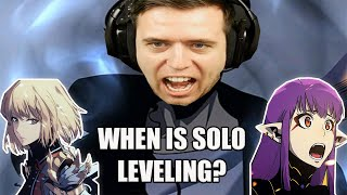 WHATS GOING ON WITH SOLO LEVELING?