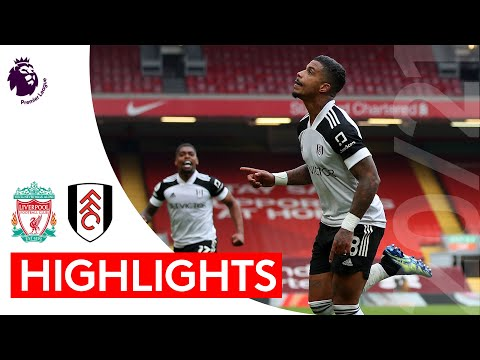 Liverpool 0-1 Fulham | Premier League Highlights | Lemina's first Fulham goal bags three points
