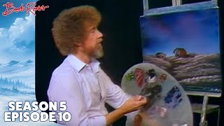 Bob Ross - The Windmill (Season 5 Episode 10)