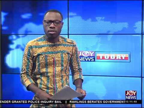 Joy News Today (27-5-16)