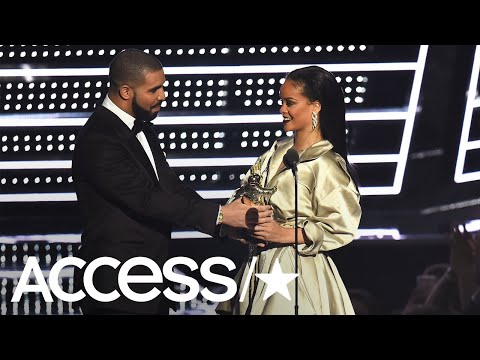 Rihanna Admits Drake's Gushing 2016 VMA Speech Made Her 'Uncomfortable' | Access