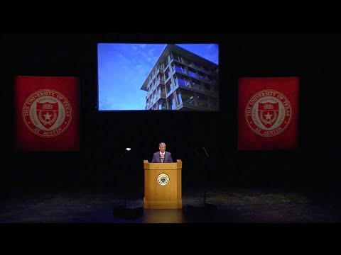 UT Austin 2016 State of the University Address