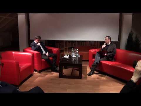 Spotkanie autorskie z Witoldem Gadowskim 17.02.2018 Wołomin