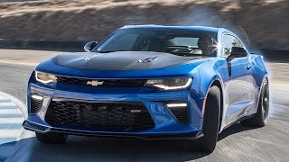 2017 Chevrolet Camaro SS 1LE Hot Lap! - 2016 Best Driver's Car Contender