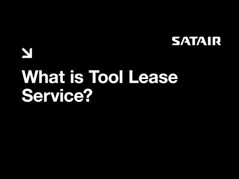 Satair Tool Lease Service