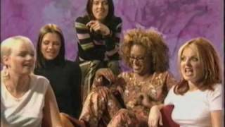 Spice Girls - Hilarious Ozone Interview