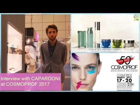 Capardoni interview