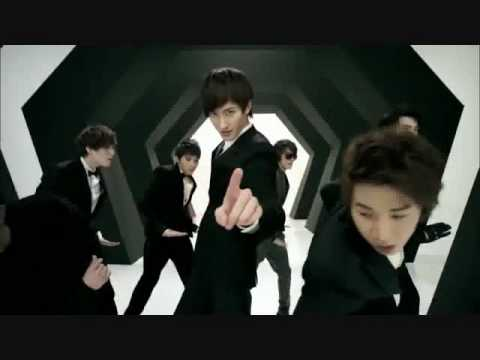Super Junior Shake It Up MV