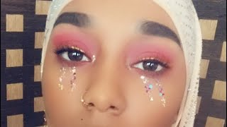 GLITTER TEARS/CRY IN STYLE
