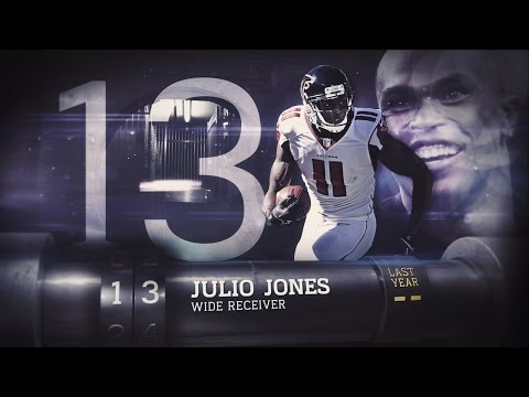 #13 Julio Jones (WR, Falcons) | Top 100 Players of 2015