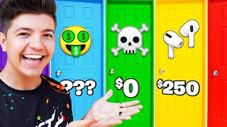 Don't Choose the Wrong RAINBOW Door! - Mystery Challenge