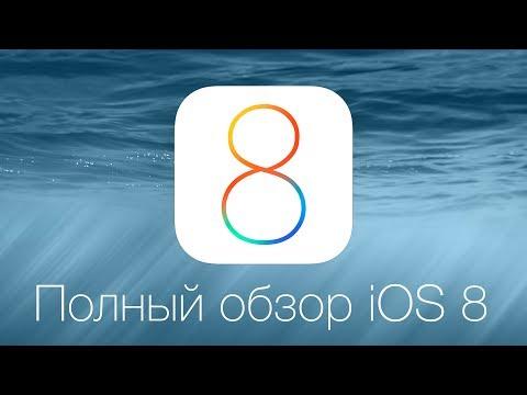Apple's iOS 8: полный обзор