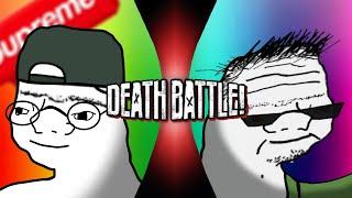 Zoomer VS Boomer   DEATH BATTLE!