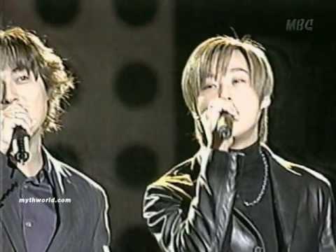 011205 MBC 2001 Hyesung, Kangta, Jihoon