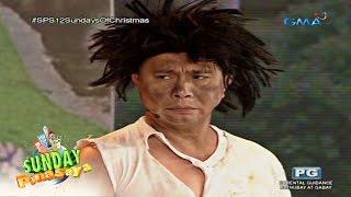 Sunday PinaSaya: Si boss naging pulubi?