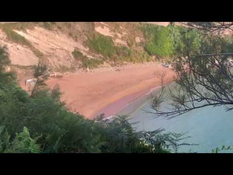 8:00 de la mañana una mirada a la playa de Mataleñas