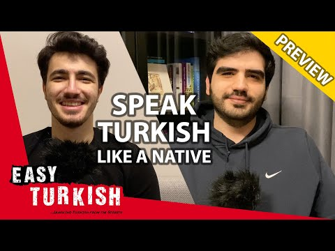 8 Tips to Speak Turkish Like a Native (PREVIEW) | Super Easy Turkish 16 photo