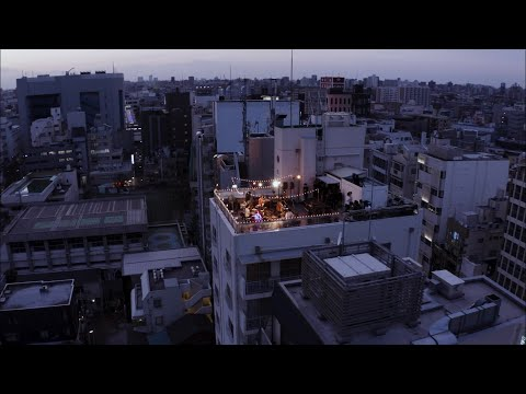 Yogee New Waves – Sunset Town@ROOF TOP LIVE:TOKYO
