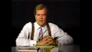 1990 - Promo for 'Chevrolet Crossfire with Chet Coppock'
