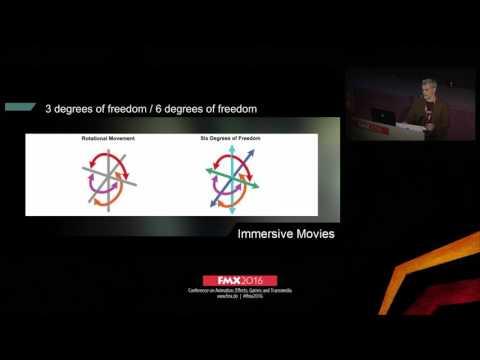 FMX 2016 - Tristan Salomé: Introduction to Immersive Movies