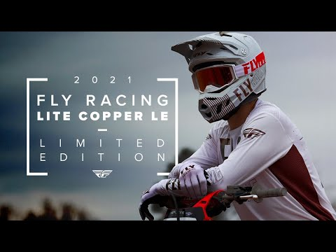 FLY RACING - JUSTIN BRAYTON - LITE COPPER LE