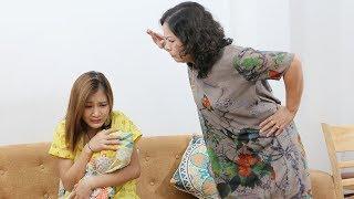 Con Dâu Đẻ Mổ Bị Mẹ Chồng Chì Chiết Đến Phát Điên | Nàng Dâu Online Tập 17