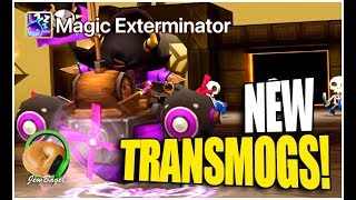 SUMMONERS WAR : *New* Transmogs -and- Fran Returns!!