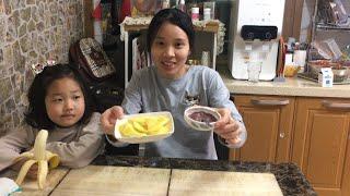 |Tập 68| Ăn xoài chấm mắm ruốc và học tiếng hàn cùng Tae Ho. 생망구 먹기와 태호랑 신기한 한글나라 공부하기
