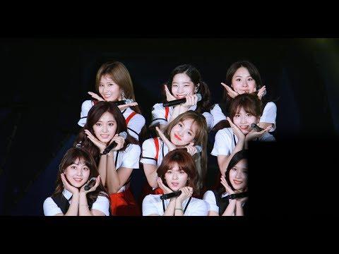 170915 롯데 패밀리 콘서트 - TWICE Cheer Up 나연 [DC SY GALL]