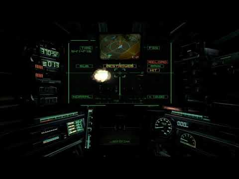 Steel Battalion LoC / OH I GOT HIM / Sniping / Night Time / Throwing Games