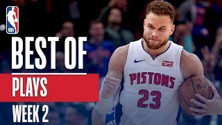 NBA's Best Plays | Week 2