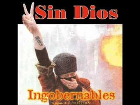 Sin Dios -  Ingobernables