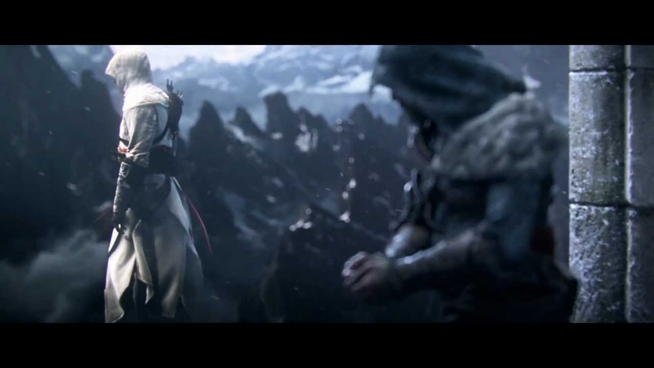 assassins creed revelations trailer extended hitches