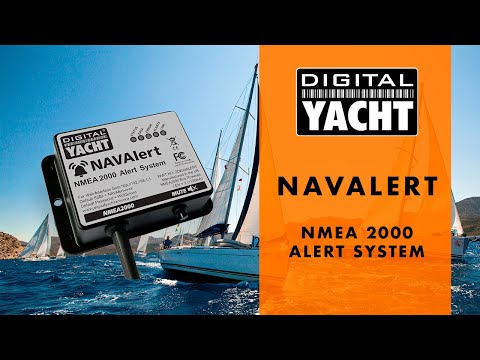 NavAlert from Digital Yacht - Sneak Peek!