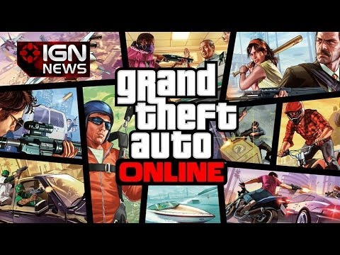 IGN News - GTA Online Getting Capture Mode Today - Smashpipe Film