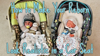 Tips on How to Make Your Reborn Baby Look Realistic in a Car Seat